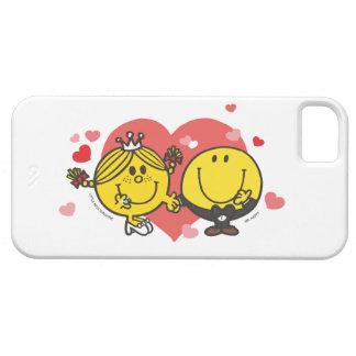 Mr. Happy & Little Miss Sunshine Wedding iPhone 5 Cover
