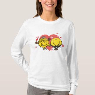Mr. Happy & Little Miss Sunshine Wedding T-Shirt