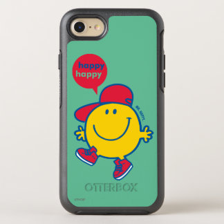 Mr. Happy OtterBox Symmetry iPhone 7 Case