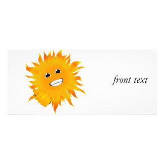 Mr Happy Sunshine - Thumbs Up Invitations