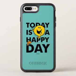 Mr. Happy | Today is a Happy Day OtterBox Symmetry iPhone 8 Plus/7 Plus Case