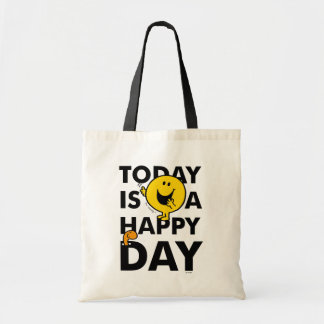 Mr. Happy   Today is a Happy Day Tote Bag