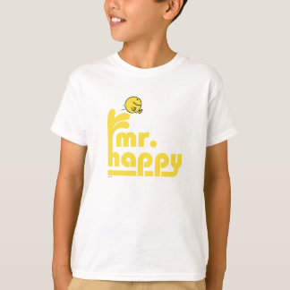 Mr. Happy | Water Fountain T-Shirt