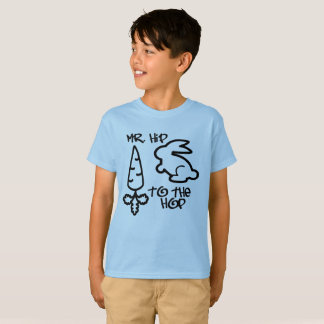 """""""Mr. Hip to the Hop"""" Kid's T-Shirt"""
