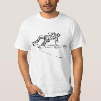 Mr. Hurricane Skateboard t-shirt