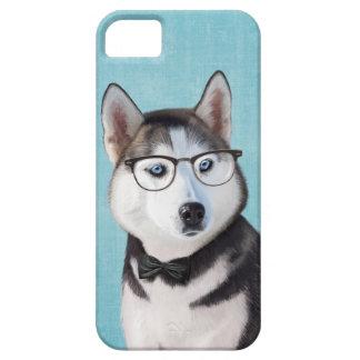 Mr Husky iPhone 5 Cover
