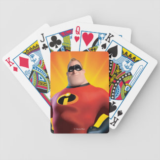 Mr. Incredible 2 Poker Deck
