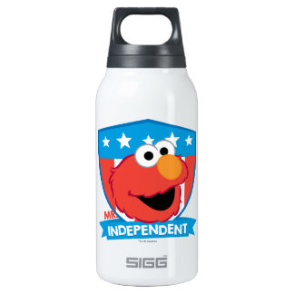 Mr. Independent Elmo Insulated Water Bottle