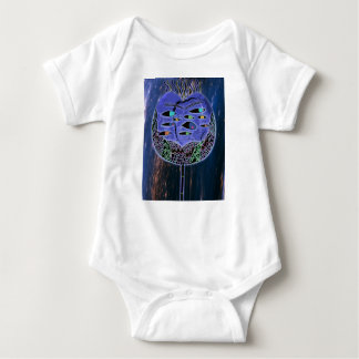 Mr Jacobs Baby Bodysuit