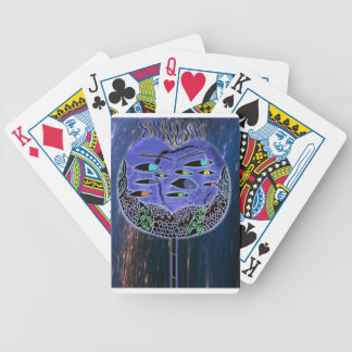 Mr Jacobs Bicycle Playing Cards