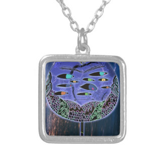Mr Jacobs Silver Plated Necklace