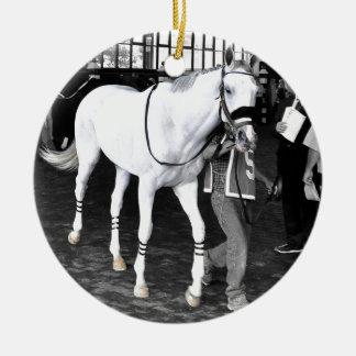 Mr. Jordan Ceramic Ornament