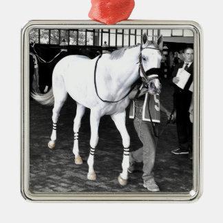 Mr. Jordan Metal Ornament