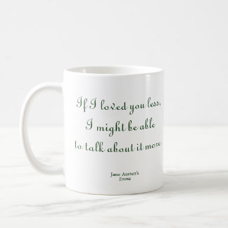 Mr. Knightley Coffee Mug