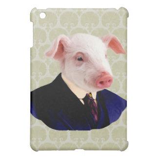 Mr. Langdon - Pig: iPad Mini Cases