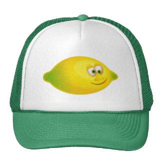 Mr Lemon Trucker Hat