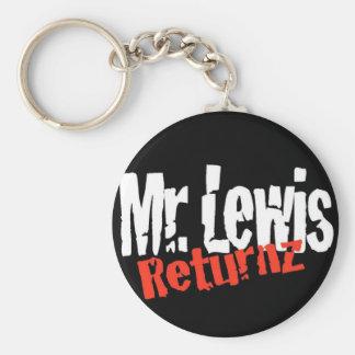 Mr Lewis Returnz Keychain