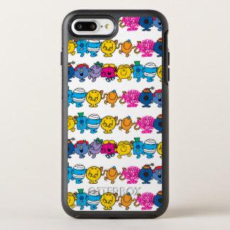 Mr. Little & Little Miss Character Pattern OtterBox Symmetry iPhone 7 Plus Case