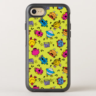 Mr. Little & Little Miss Pattern OtterBox Symmetry iPhone 7 Case