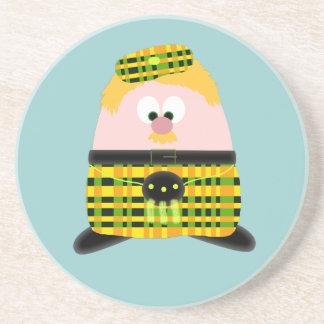 Mr Mac Haggis Coasters