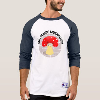 Mr. Magic Mushroom T-Shirt