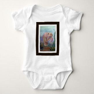 Mr. Manatee Baby Bodysuit