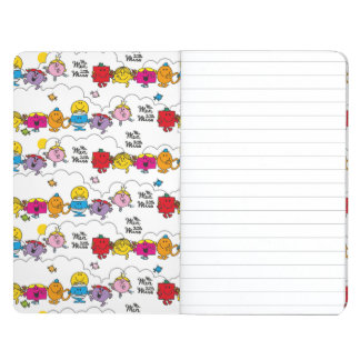 Mr Men & Little Miss | All In A Row Journal