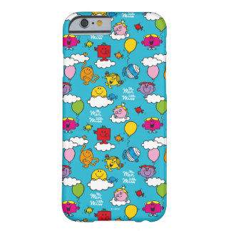 Mr Men & Little Miss | Birds & Balloons In The Sky Barely There iPhone 6 Case