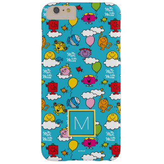 Mr Men & Little Miss | Birds & Balloons In The Sky Barely There iPhone 6 Plus Case