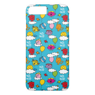 Mr Men & Little Miss | Birds & Balloons In The Sky Case-Mate iPhone Case