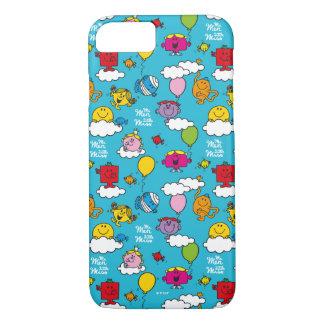 Mr Men & Little Miss   Birds & Balloons In The Sky iPhone 7 Case