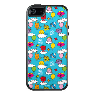 Mr Men & Little Miss | Birds & Balloons In The Sky OtterBox iPhone 5/5s/SE Case