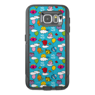 Mr Men & Little Miss   Birds & Balloons In The Sky OtterBox Samsung Galaxy S6 Case