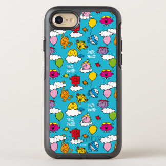 Mr Men & Little Miss   Birds & Balloons In The Sky OtterBox Symmetry iPhone 7 Case