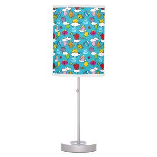 Mr Men & Little Miss | Birds & Balloons In The Sky Table Lamp