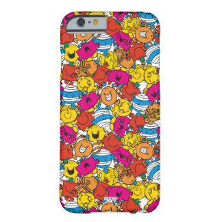 Mr Men & Little Miss | Bright Smiling Faces Barely There iPhone 6 Case
