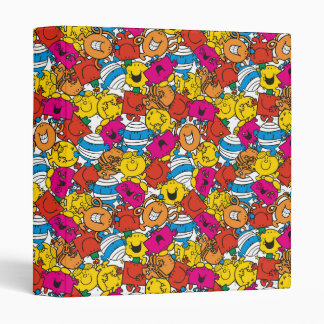 Mr Men & Little Miss | Bright Smiling Faces Binders