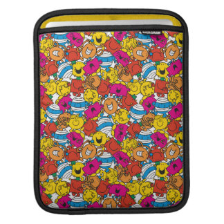 Mr Men & Little Miss | Bright Smiling Faces iPad Sleeve