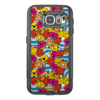 Mr Men & Little Miss | Bright Smiling Faces OtterBox Samsung Galaxy S6 Case