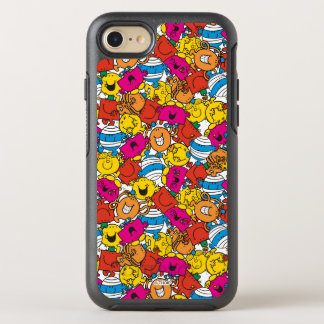 Mr Men & Little Miss   Bright Smiling Faces OtterBox Symmetry iPhone 7 Case