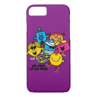 Mr. Men Little Miss Group iPhone 7 Case