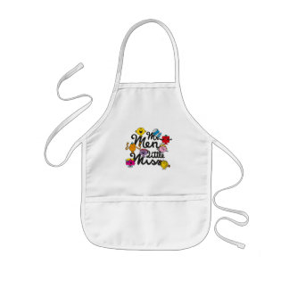 Mr. Men Little Miss | Group Logo Kids Apron