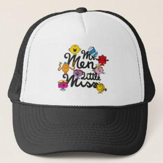 Mr. Men Little Miss | Group Logo Trucker Hat