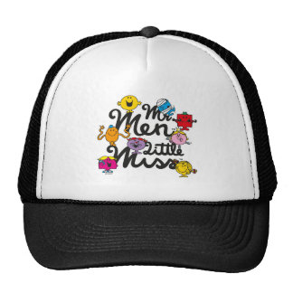 Mr. Men Little Miss | Group Logo Trucker Hat