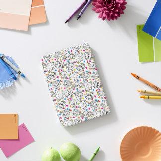 Mr Men & Little Miss | Rainbow Polka Dots Pattern iPad Mini Cover