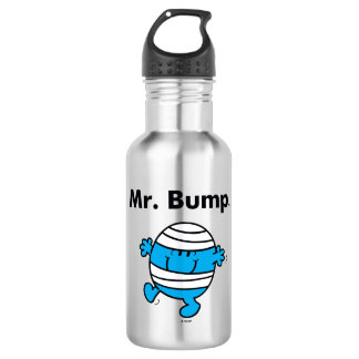Mr. Men | Mr. Bump is a Clutz