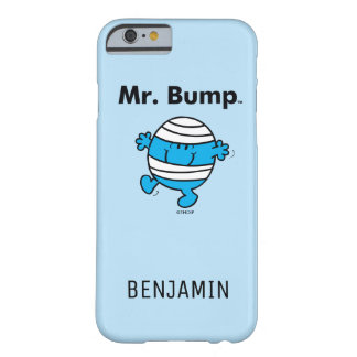 Mr. Men   Mr. Bump is a Clutz Barely There iPhone 6 Case