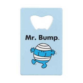 Mr. Men | Mr. Bump is a Clutz Credit Card Bottle Opener