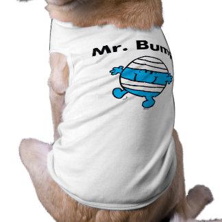 Mr. Men   Mr. Bump is a Clutz Doggie T-shirt
