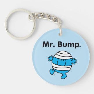 Mr. Men   Mr. Bump is a Clutz Keychain